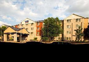 Hotel Fairfield Inn Suites Detroit Livonia