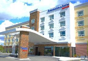 Hotel Fairfield Inn Suites Edmonton North
