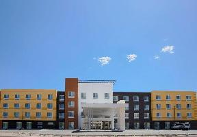 Hotel Fairfield Inn Suites El Paso Airport