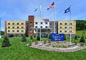 Hotel Fairfield Inn Suites Eau Claire Chippewa Falls