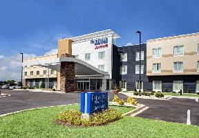 Hotel Fairfield Inn Suites Douglas