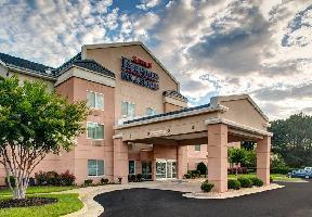 Hotel Fairfield Inn Suites Emporia I-95