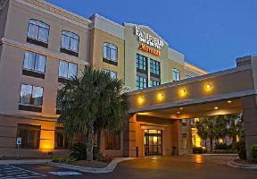 Hotel Fairfield Inn Suites Charleston Airport/convention Center