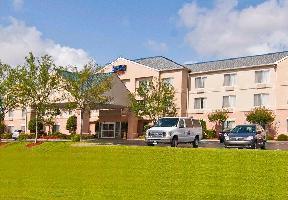 Hotel Fairfield Inn Suites Jackson Airport