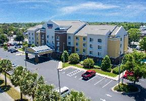 Hotel Fairfield Inn Suites Fort Walton Beach-eglin Afb
