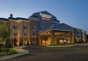 Hotel Fairfield Inn Suites Columbus