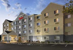 Hotel Fairfield Inn Suites Colorado Springs Air Force Academy