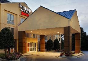 Hotel Fairfield Inn Suites Charlotte Arrowood