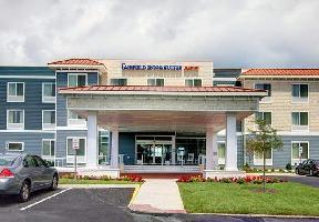 Hotel Fairfield Inn Suites Chincoteague Island Waterfront