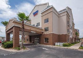 Hotel Fairfield Inn Suites Jacksonville Beach