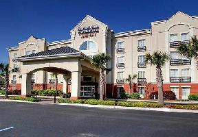 Hotel Fairfield Inn Suites Charleston North/ashley Phosphate