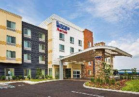 Hotel Fairfield Inn Suites Johnson City
