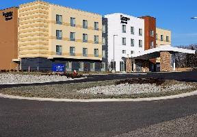 Hotel Fairfield Inn Suites Chillicothe, Oh
