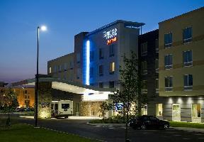 Hotel Fairfield Inn Suites Columbus Airport
