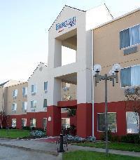Hotel Fairfield Inn Suites Dallas Dfw Airport North/irving