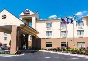 Hotel Fairfield Inn Suites Chesapeake