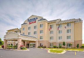 Hotel Fairfield Inn Suites Jonesboro