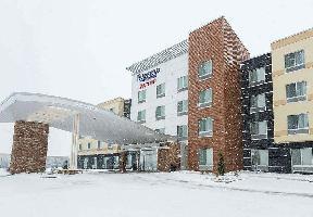 Hotel Fairfield Inn Suites Jamestown