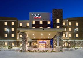 Hotel Fairfield Inn Suites Fort Stockton