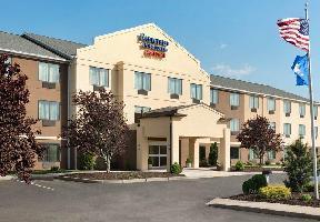 Hotel Fairfield Inn Suites Hartford Manchester