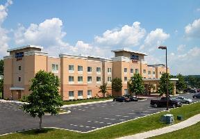 Hotel Fairfield Inn Suites Huntingdon Route 22/raystown Lake