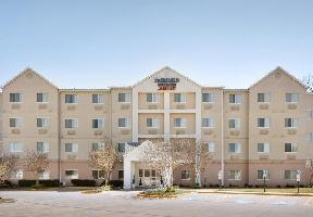 Hotel Fairfield Inn Suites Fort Worth University Drive