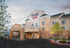 Hotel Fairfield Inn Suites Idaho Falls