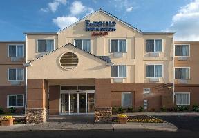 Hotel Fairfield Inn Suites Indianapolis Airport