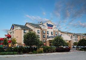 Hotel Fairfield Inn Suites Kelowna