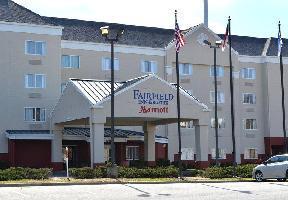 Hotel Fairfield Inn Suites Hickory