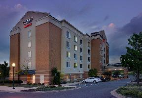 Hotel Fairfield Inn Suites Germantown Gaithersburg