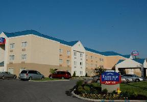 Hotel Fairfield Inn Suites Knoxville/east