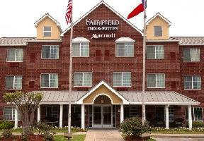 Hotel Fairfield Inn Suites Houston The Woodlands