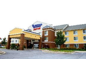 Hotel Fairfield Inn Suites Fairmont