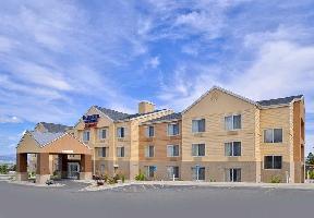 Hotel Fairfield Inn Suites Helena