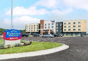 Hotel Fairfield Inn Suites Huntington