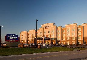 Hotel Fairfield Inn Suites Kansas City Overland Park