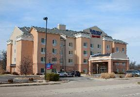 Hotel Fairfield Inn Suites Mount Vernon Rend Lake