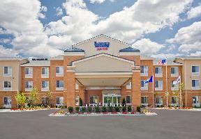 Hotel Fairfield Inn Suites Milwaukee Airport