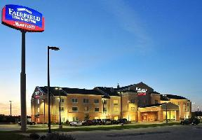 Hotel Fairfield Inn Suites North Platte