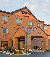 Hotel Fairfield Inn Suites Lexington Keeneland Airport