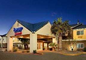 Hotel Fairfield Inn Suites Midland