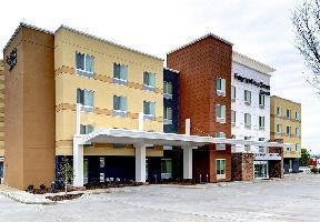 Hotel Fairfield Inn Suites Nashville Metrocenter