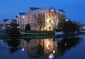 Hotel Fairfield Inn Suites Kansas City Olathe