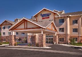 Hotel Fairfield Inn Suites Laramie