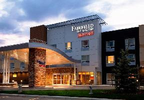 Hotel Fairfield Inn Suites Lethbridge