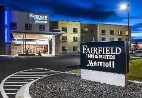 Hotel Fairfield Inn Suites Moses Lake