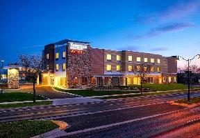 Hotel Fairfield Inn Suites Madison Verona