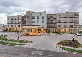 Hotel Fairfield Inn Suites Lubbock Southwest