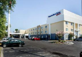 Hotel Fairfield Inn Suites Lumberton